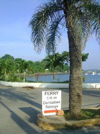 Isla Saboga: Panama Ferry Amador to Contadora Island