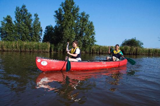 Waveney River Centre: Fun on the water
