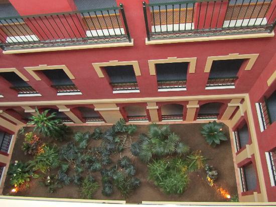 IBEROSTAR Malaga Playa: hall hotel