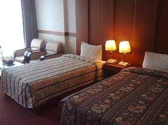 Diamond Crown Hotel & Casino: 室内