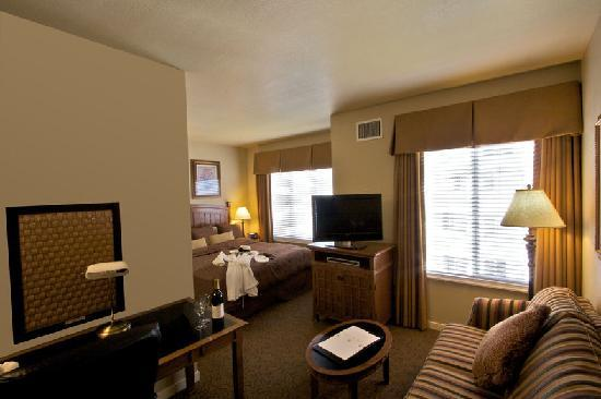 HYATT House Santa Clara: Studio Suite