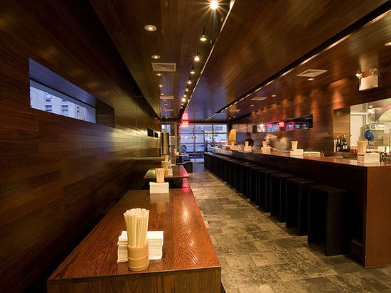 Photo of Asian Restaurant Momofuku Ssam Bar at 207 2nd Ave, New York, NY 10003, United States