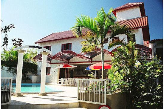 Hotel Residencial Sol e Mar : Piscina