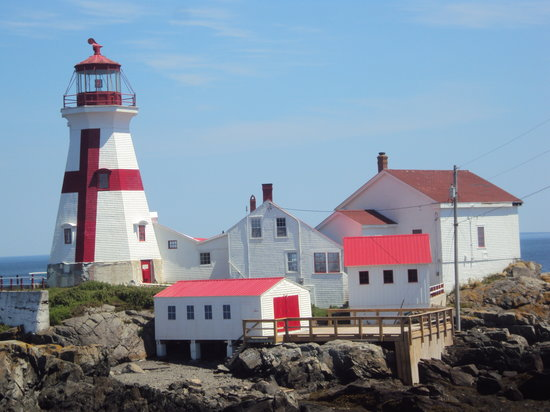 Campobello Island, แคนาดา: East Quoddy Lighthouse