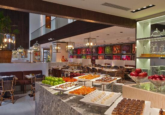 The Westin Lima Hotel & Convention Center: Market 770 Restaurant