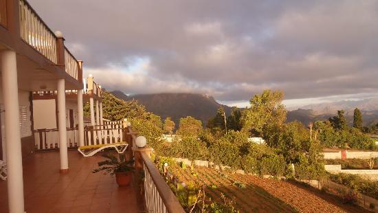 Quinta da Montanha Hotel: The view!