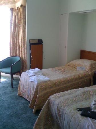 Royal Lion Hotel: room 203