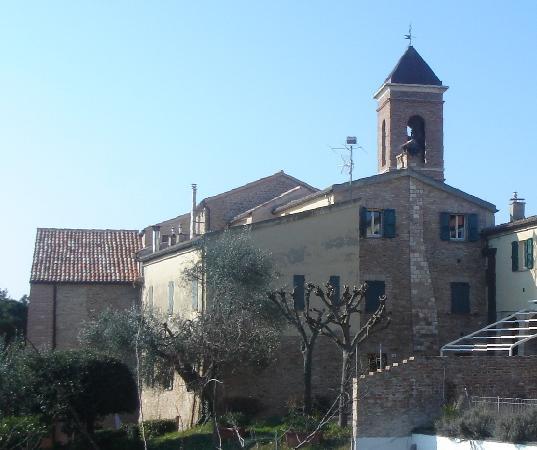 Ristorante La Canonica: il borgo