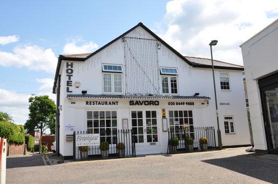 Barnet Hertfordshire Vereinigtes Königreich