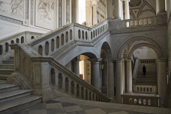 Catania, Italië: Scalone monumentale