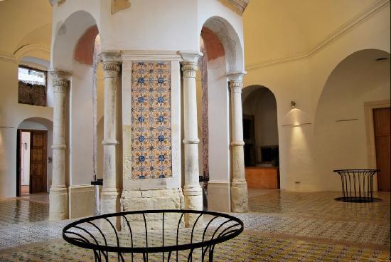Monastero dei Benedettini : Cucina settecentesca