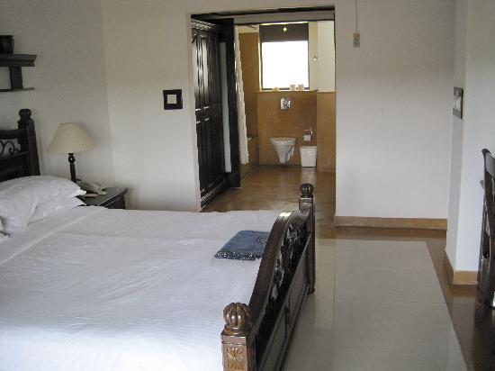 Divar Island, Hindistan: My room