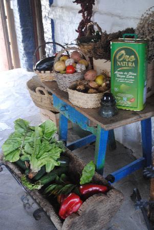 Caserio Ananda: Comida casera y fresca