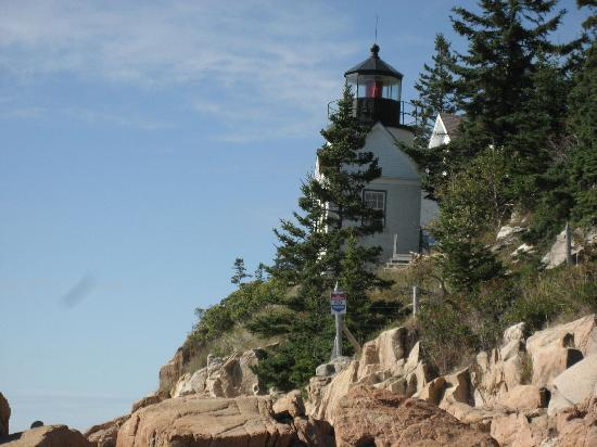 Bass Harbor Head Light Oktober 2010