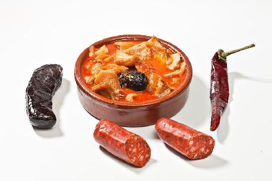 Restaurante Marisqueria Tres Encinas : Callos a la Madrileña