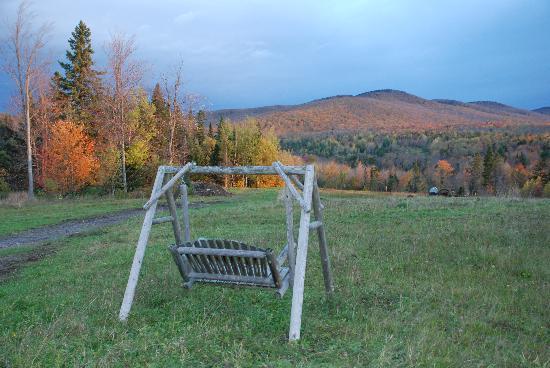 Eden Mountain Lodge: Relaxing in any season!