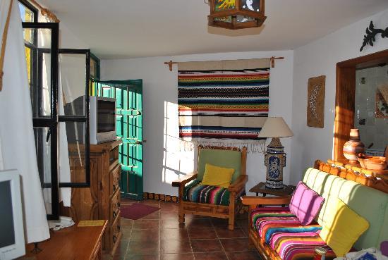 La Casa de Dona Ana: Living room