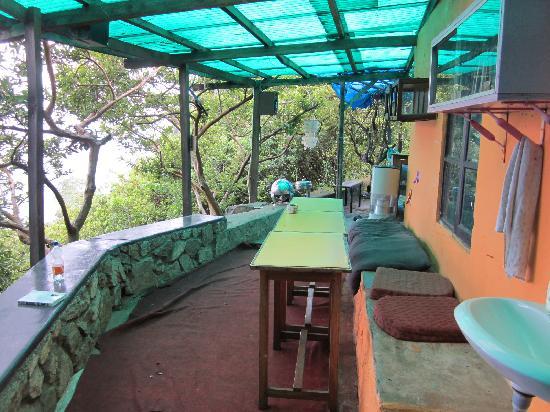"Karuna Farm : ""Dining area"""