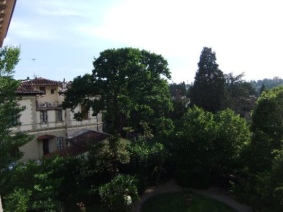 Residence I Colli : View from our room
