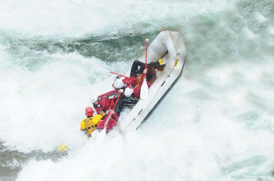La Rafting Company: YEE HAAA!!