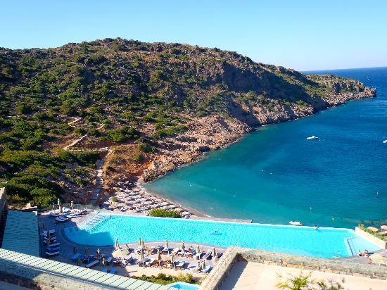 Daios Cove Luxury Resort & Villas : gran melia