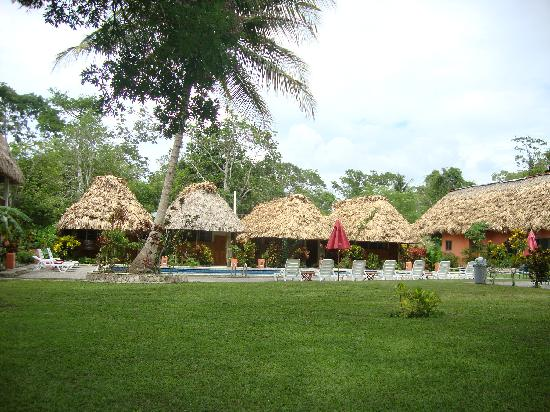 Hotel Tikal Inn: Bungalows