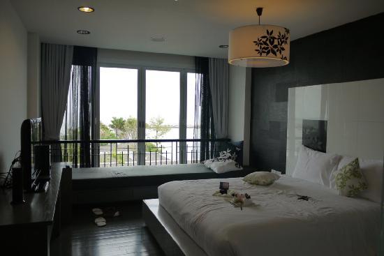 Cher Resort: Zimmer