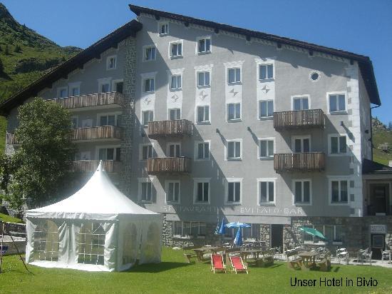 Hotel Grischuna Bivio: Hotel Grischuna