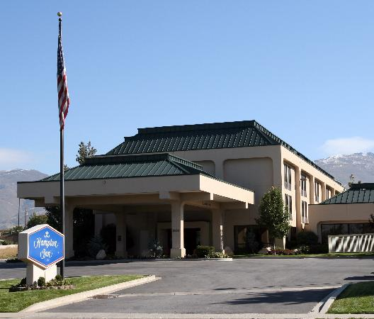 Hampton Inn Salt Lake City - North: 100% Non-smoking