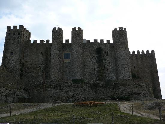 Obidos, Portugal: Castle