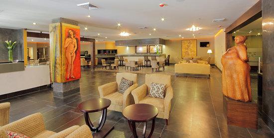 Studio Hotel: Lobby