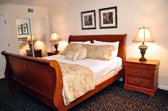 Orlando Courtyard Suites: Executive King Suite