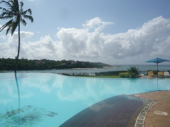Kilifi, Kenya: pool