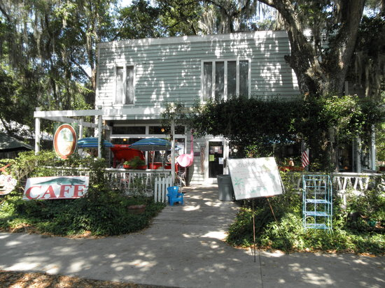 Old Florida Cafe: Try it soon!