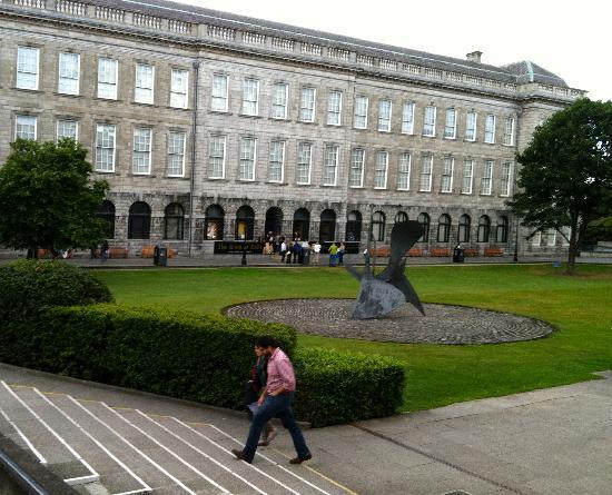 Dublin, Ireland: Trinity College, Book of Kells