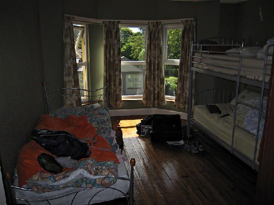 Corratavey B&B: Our very cozy room