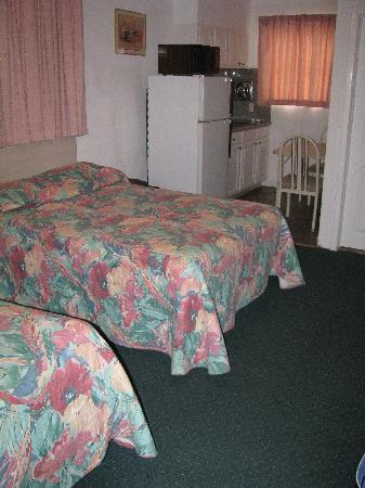 Apollo Resort Motel: Our room :o)