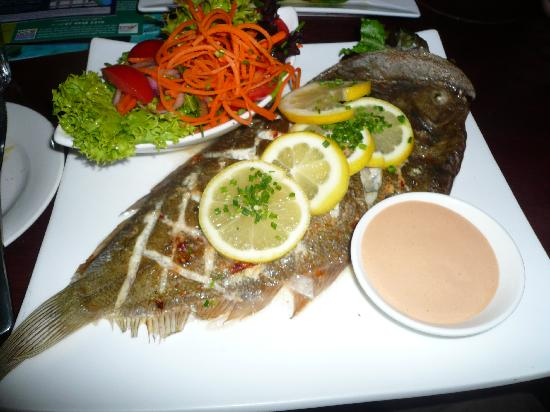 Shipwrecked Seafood and Bar: whole sole