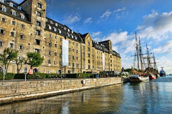 Copenhagen Admiral Hotel: Waterside