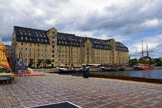 Copenhagen Admiral Hotel: Waterfront