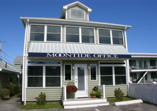 Moontide Motel, Cabins and Apartments: Welcome to The Moontide