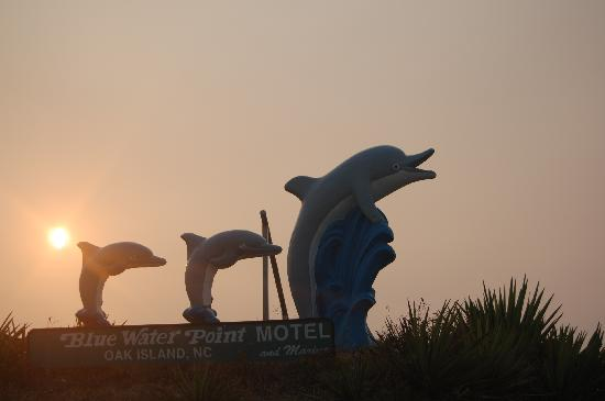 Oak Island, Carolina del Norte: Blue Water Point