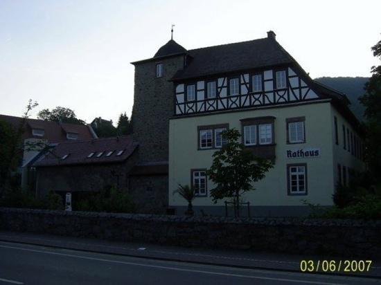 Zwingenberg, Germany: City Hall