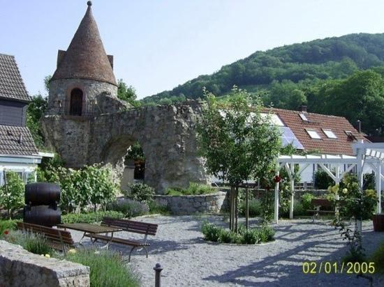 Zwingenberg, Germany: Old Watchtower