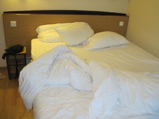 Campanile Haguenau: Oversize Bed