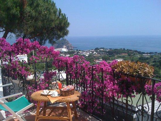 Hotel Bellavista: il nostro panorama dalle camere
