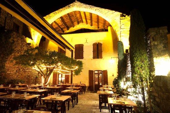 Restaurant Au Jeu De Paume