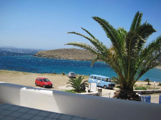 Porto Raphael Residences & Suites: One of the views from the restaurant