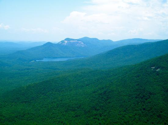 Caesars Head State Park: View from Caesar's Head State Park