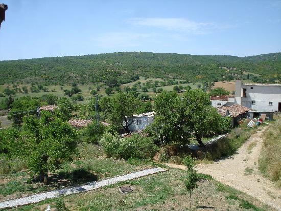 Eceabat, Turkey: Gallipoli Houses view from room